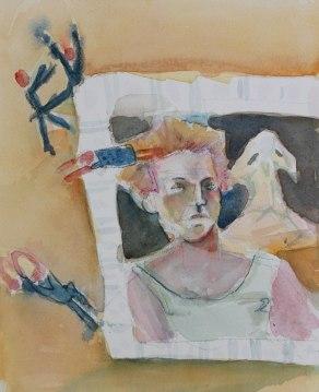 Self Portrait sold