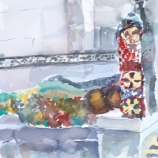 Gaudi Comes to Manhattan 9