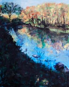 Pond O'Central Park